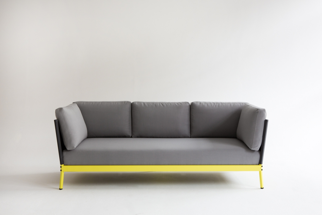 Modernistisk MYKILOS PROJECTS | Easy Sofa MW-22